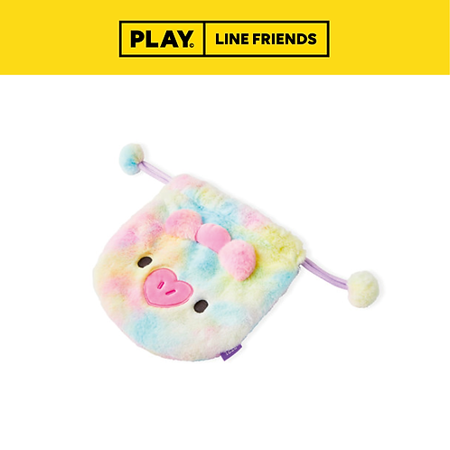BT21 Baby Rainbow String Pouch #MANG