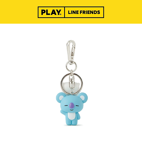 BT21 Mini Figure Key Ring #KOYA