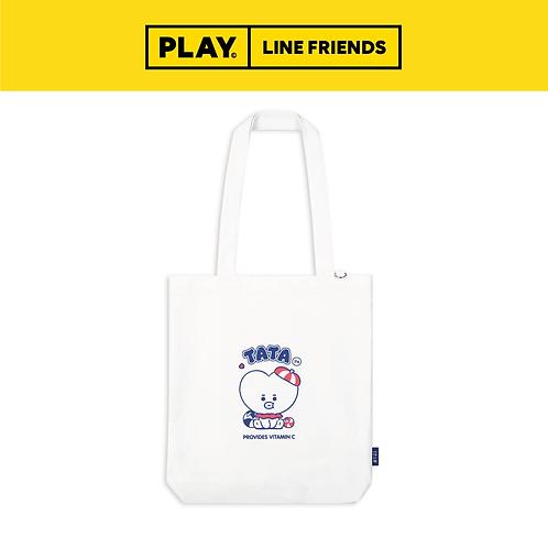 BT21 Canvas Eco Bag [Jelly Candy] #TATA