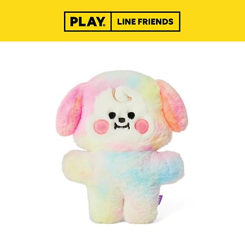 BT21 Baby Rainbow Flat Fur Doll #CHIMMY