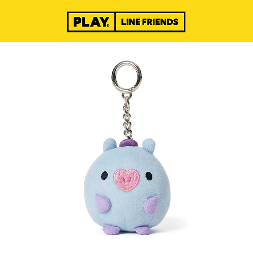BT21 Baby Suede Bag Charm 7cm #MANG