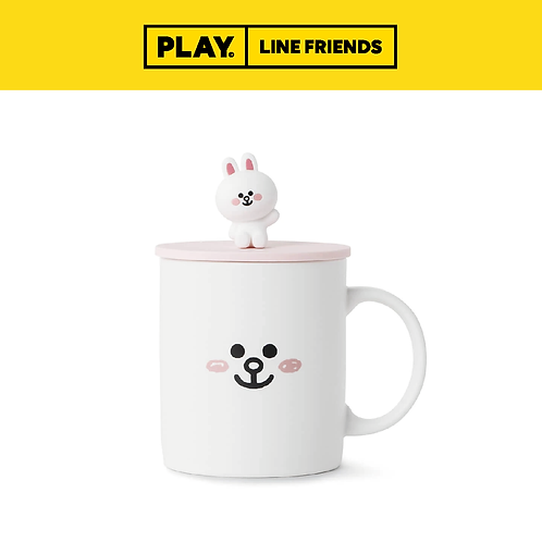 Basic Mug with Lid #CONY