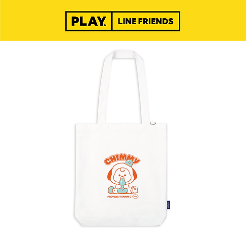BT21 Canvas Eco Bag [Jelly Candy] #CHIMMY