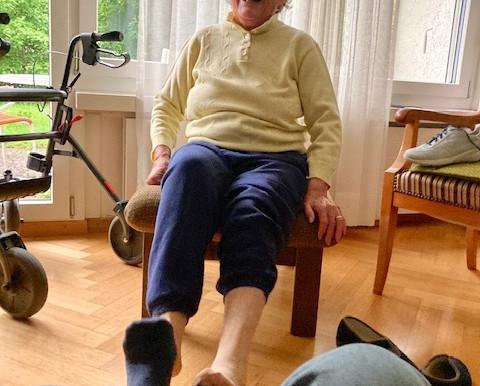 5 Dinge, die ich von meiner 90-Jährigen Grossmutter gelernt habe