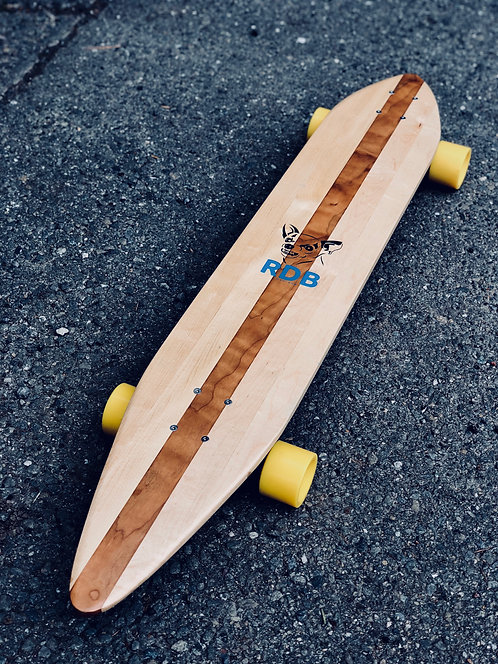 """The District 44"""" Pintail Longboard"""