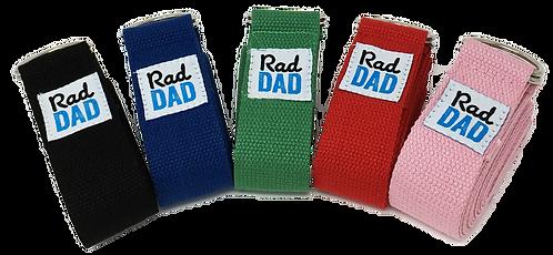 Rad Dad Yoga Straps