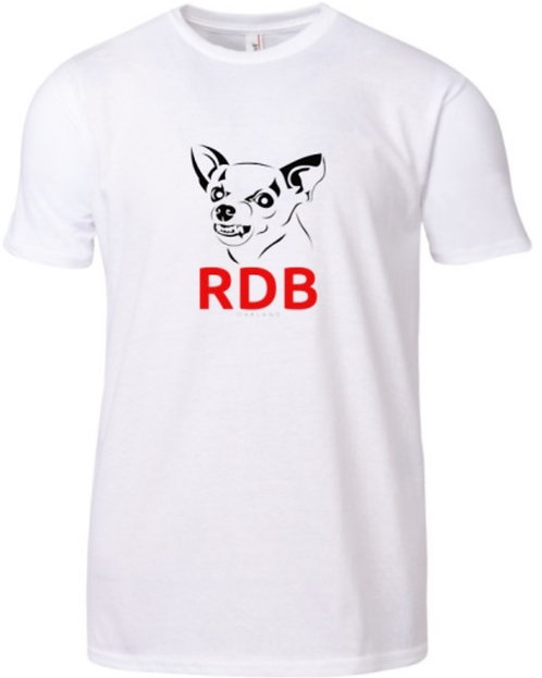 RDB White Tee