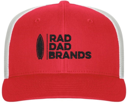 Rad Dad Brands Flexfit Trucker Hat