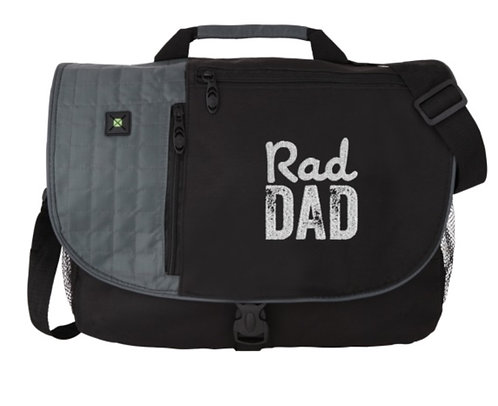 Rad Dad Messenger Bag