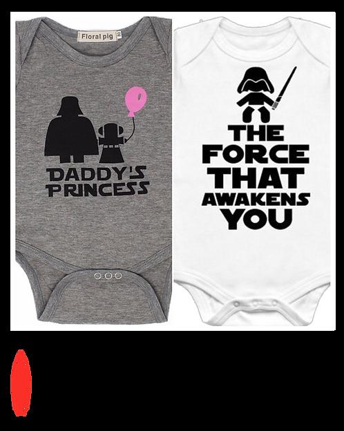 Rad Baby Star Wars Onesie Bundle
