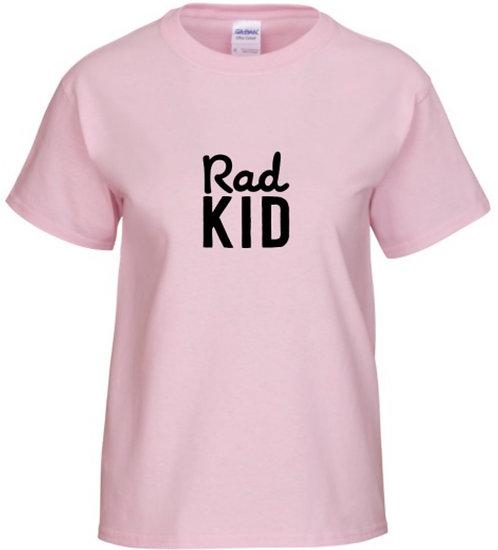 Stellar Rad Kid Logo Shirt