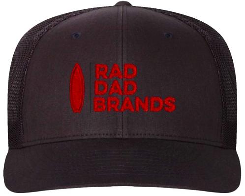 Rad Dad Brands Flexfit Trucker Hat