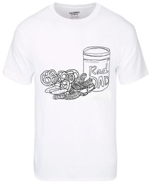 Rad Dad Beer and Nuts T