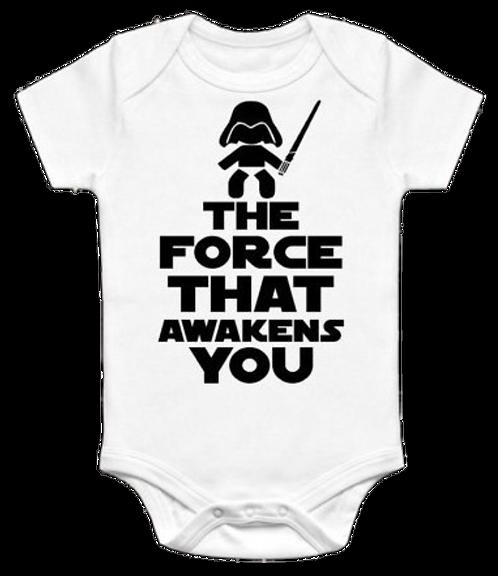 Rad Baby The Force Onesie