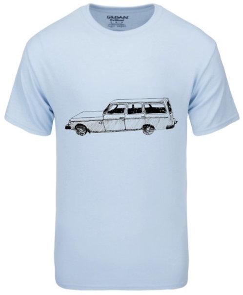 Rad Dad Wagon T