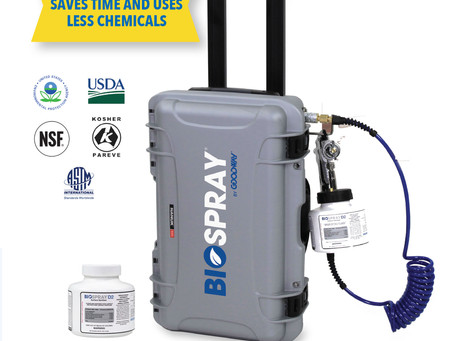 Covid 19 Disinfection Equipment and Sprays