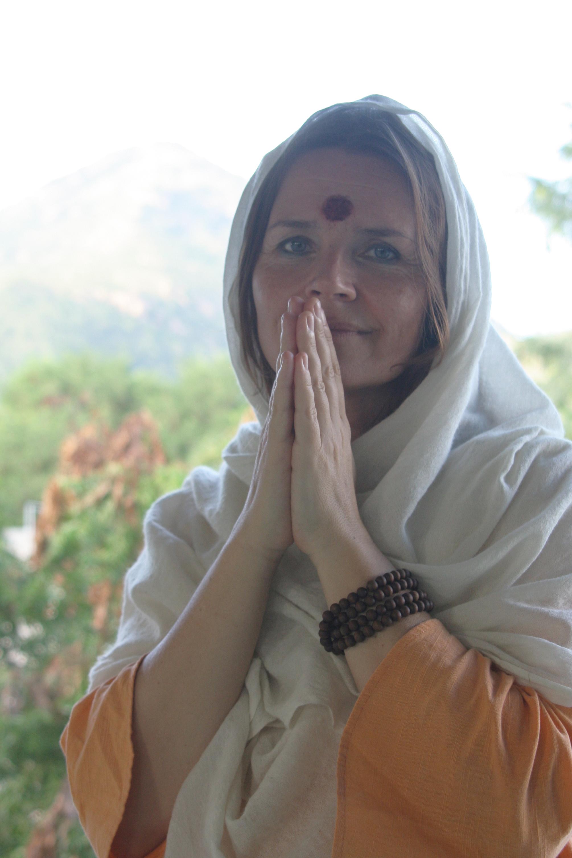 Namaste, Tiruvannamalai