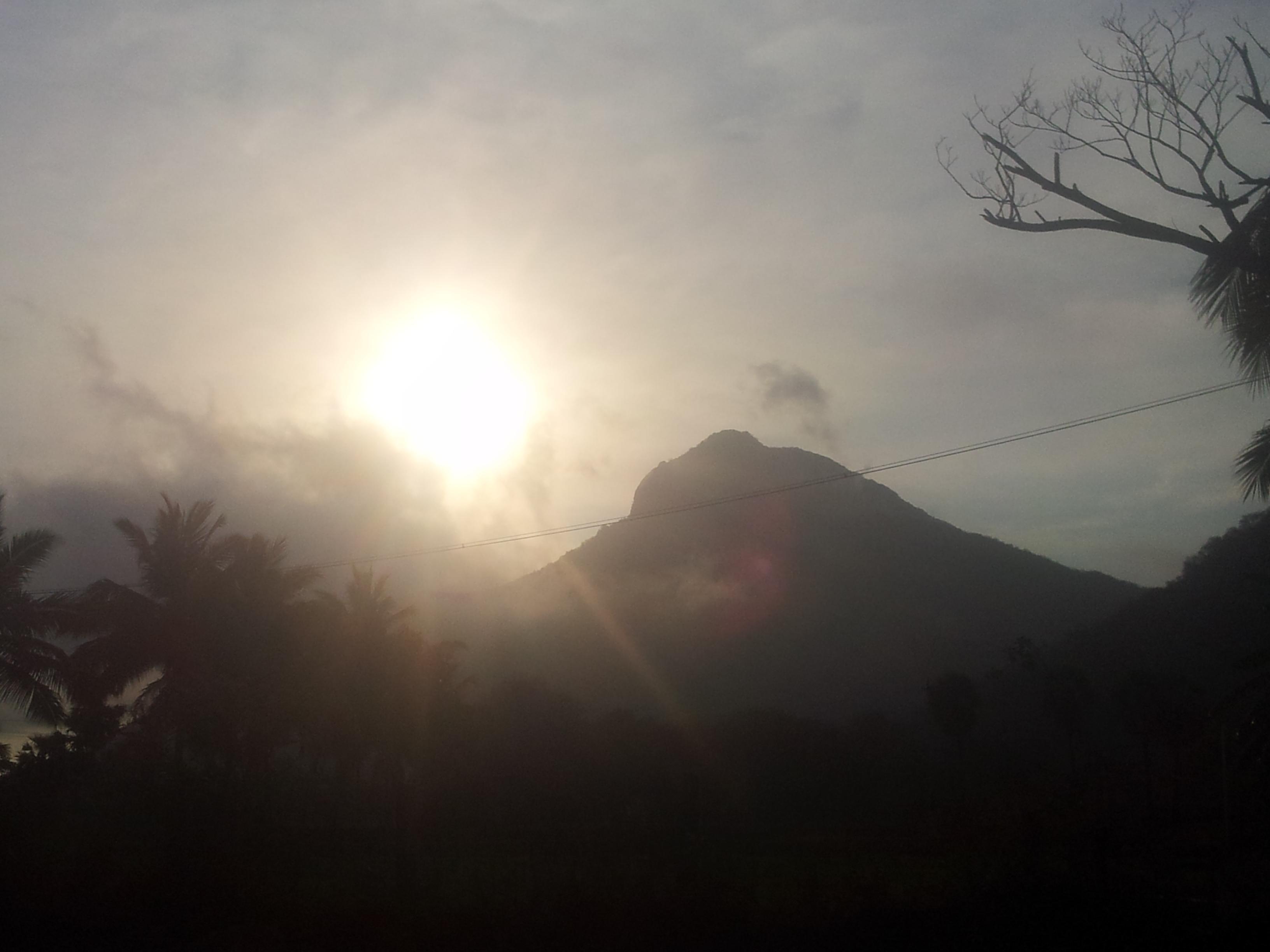 Arunachala March 2017