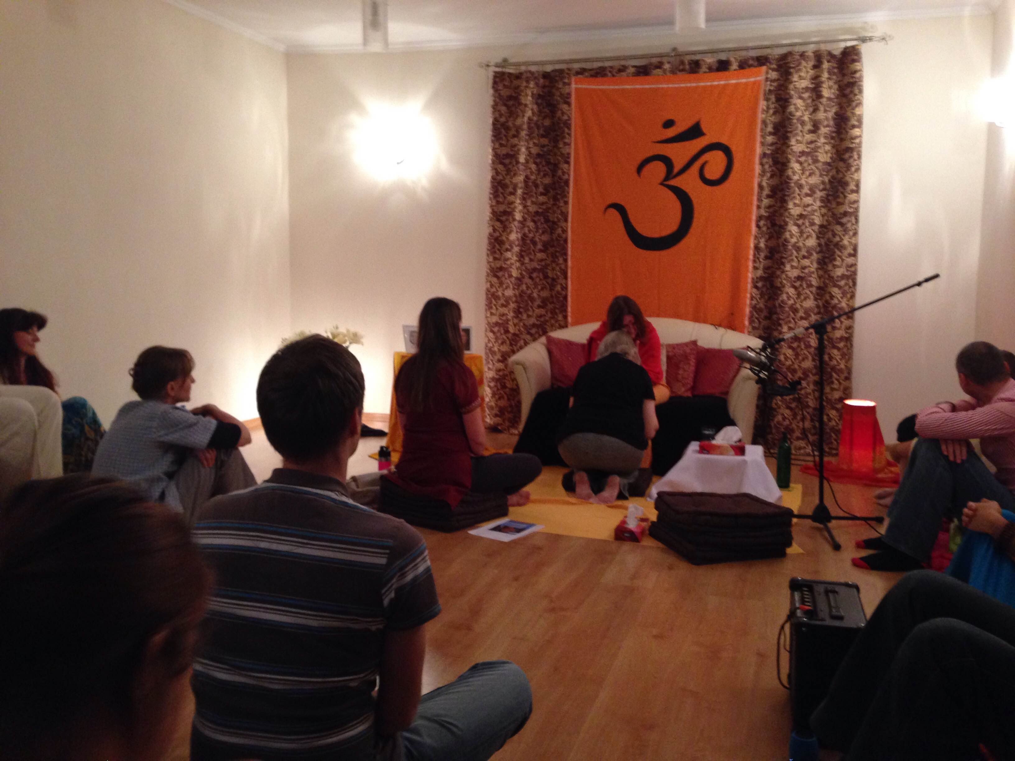Satsang & Darshan in Warsaw