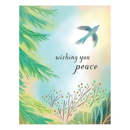 Peace Bird Sympathy