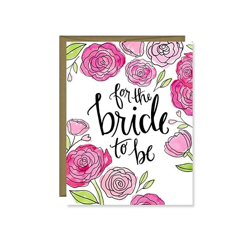 For the Bride to Be