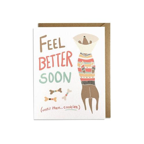 Feel Better Dog