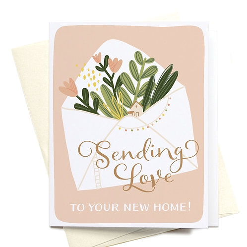 Sending Love to Your New Home!