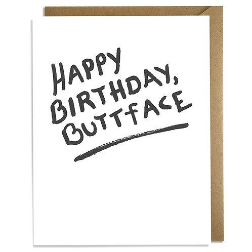 Buttface Birthday