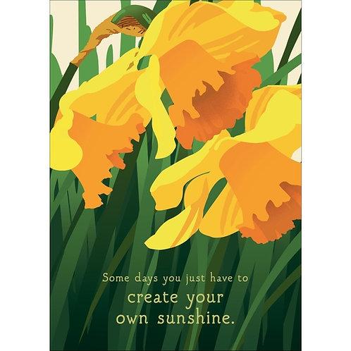 Daffodil Get Well
