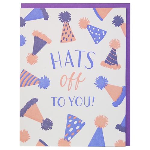Party Hats Birthday