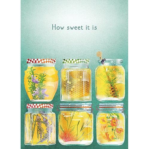 Honey Jars Birthday