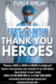 Copy of Thankyou Heros Poster - Made wit