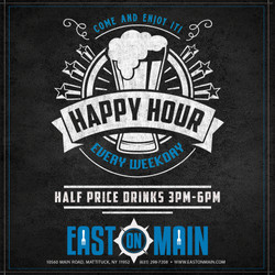 Happy Hour Every Day