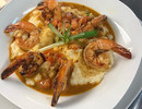 First shrimp and grits going out !!!!_ed