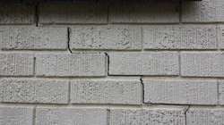 Exterior Seperation and Cracks