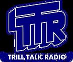 trill talk radio logo