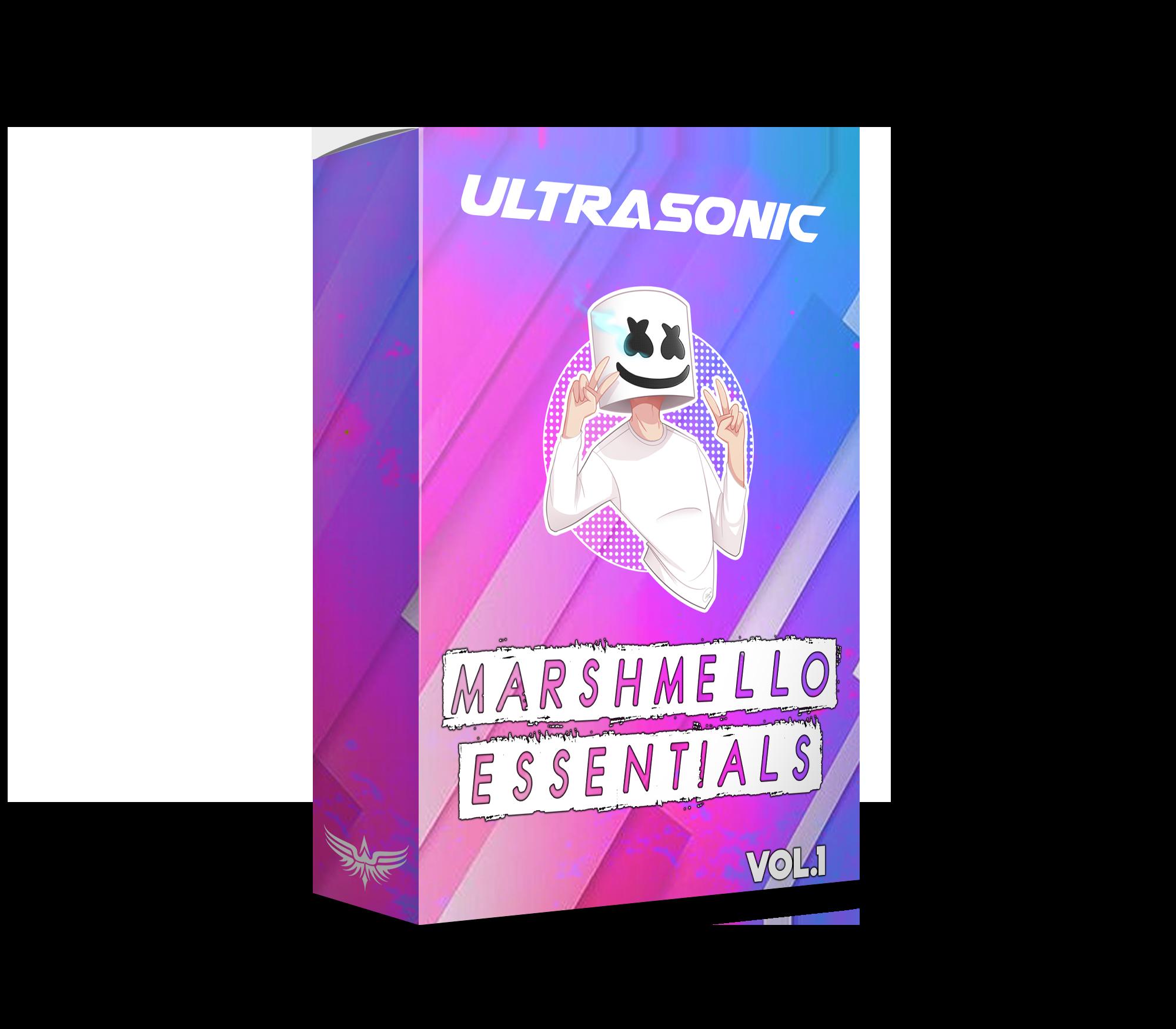 Marshmello Essentials Vol 1 // FREE DOWNLOAD