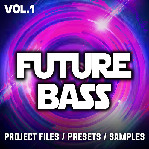 Future Bass Project Files