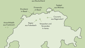 Lokale Produktion – für eine nachhaltigere Schweiz.