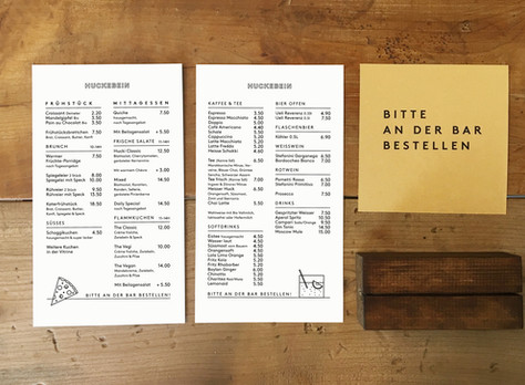 A menu hard to choose from