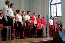 Kuss Konzert in der Musikakademie Basel