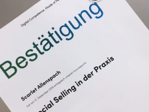 Social Selling Workshop