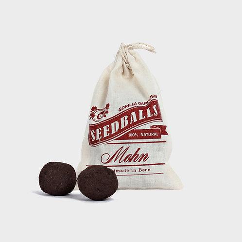 Seedballs Mohn