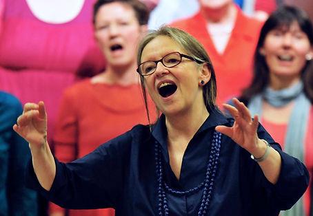 ChorBasel Susanne Würmli-Kollhopp