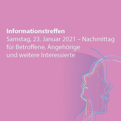 Informationstreffen, 23. Januar 2021