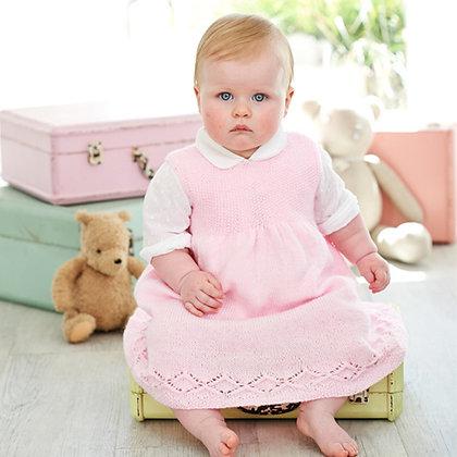 9343 Stylecraft Baby 4 ply Pattern