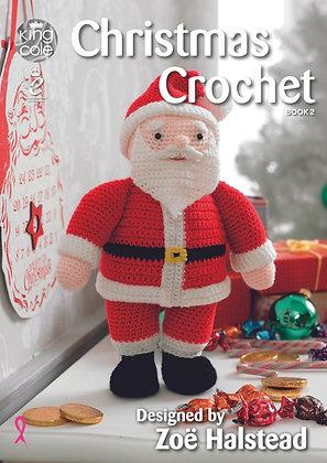 Christmas Crochet: Book 2
