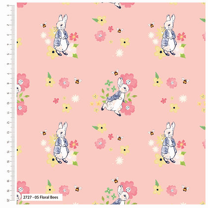 Peter Rabbit Collection - Floral Bee