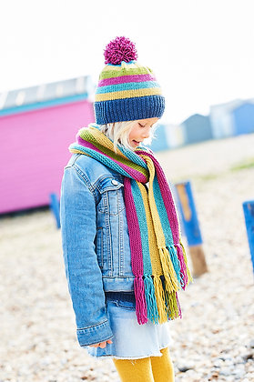 9705 Stylecraft Bellissima Kids Pattern