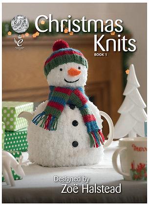 Christmas Knits: Book 1